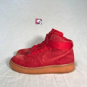 Nike Air Force 1 Hi Suede